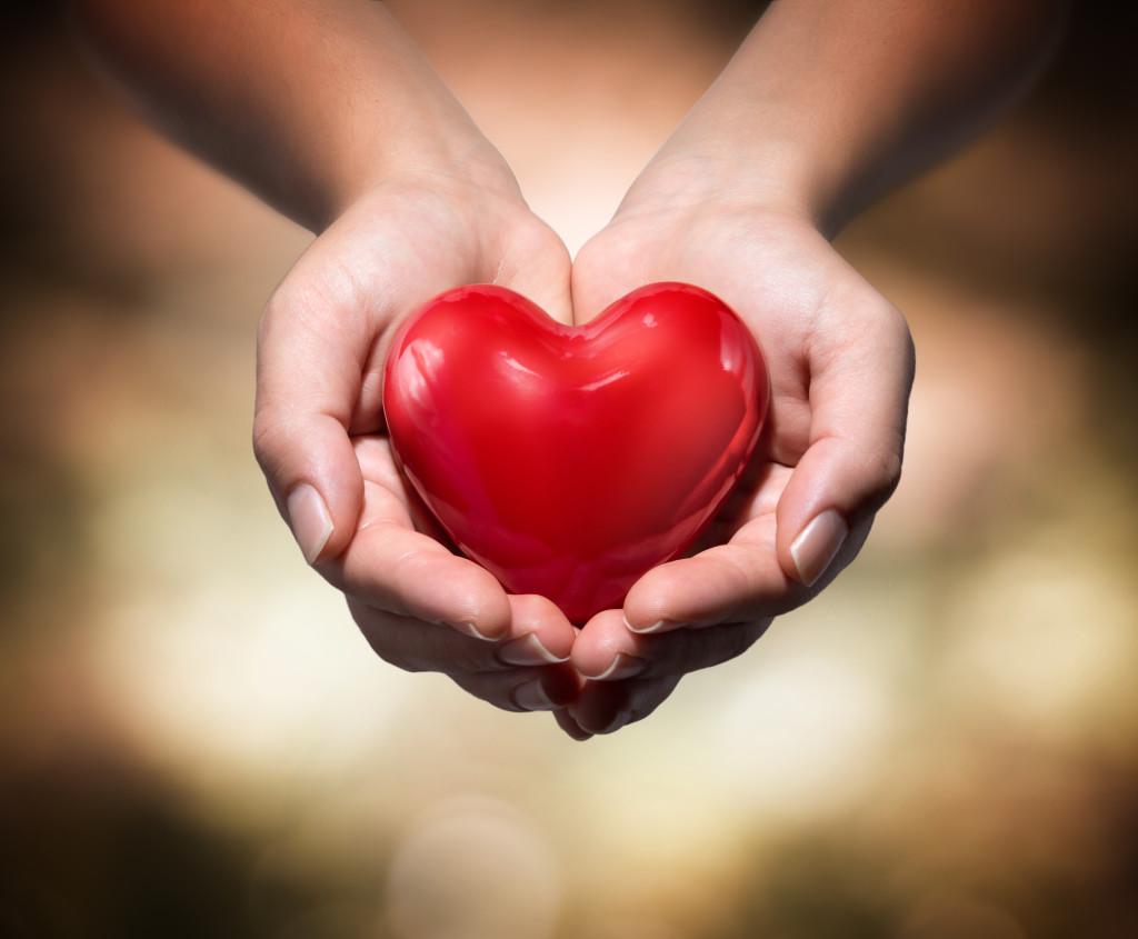 heart-in-hand